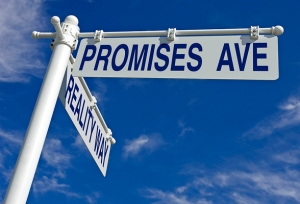 promises ave and realiry way